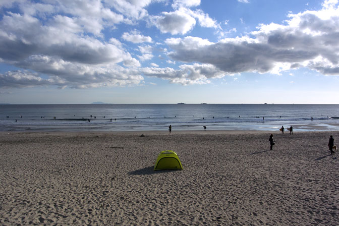サーファービーチ